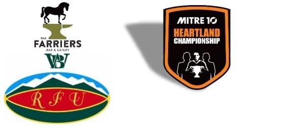 2018 Mitre10 Heartland Championship Draw – Wairarapa Bush