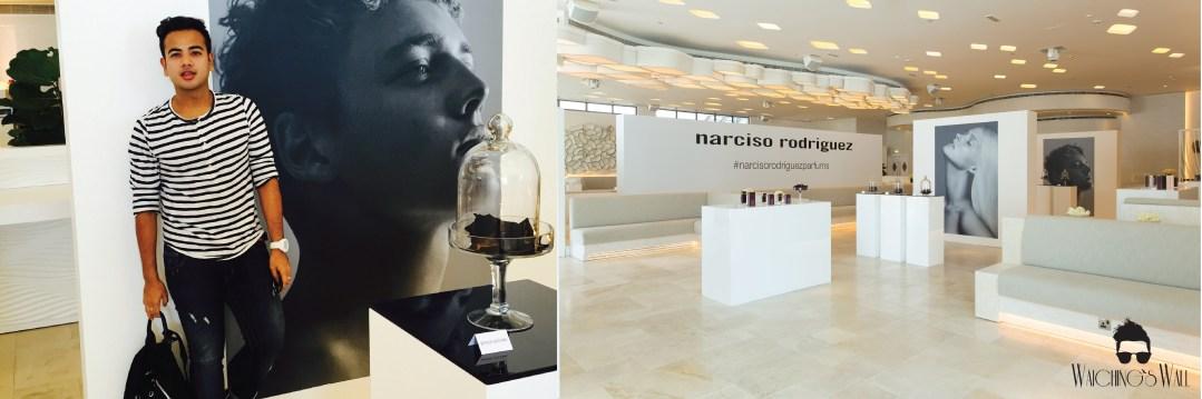 NARCISO RODRIGUEZ OPEN PRESS DAY – DUBAI