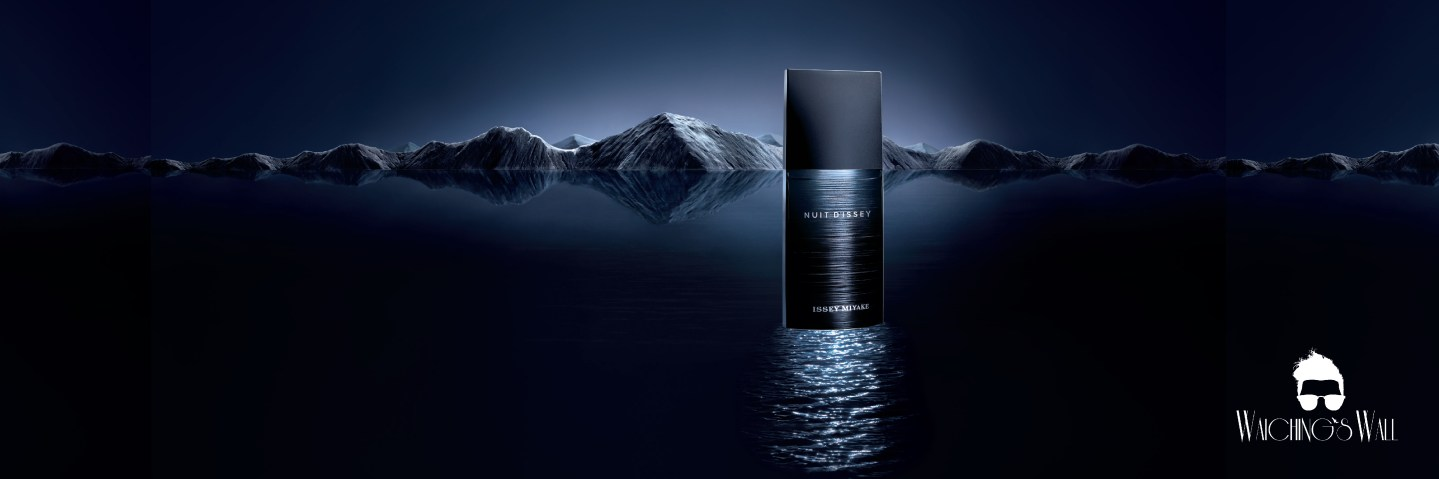 FRAGRANCE REVIEW : ISSEY MIYAKE'S NUIT D'ISSEY