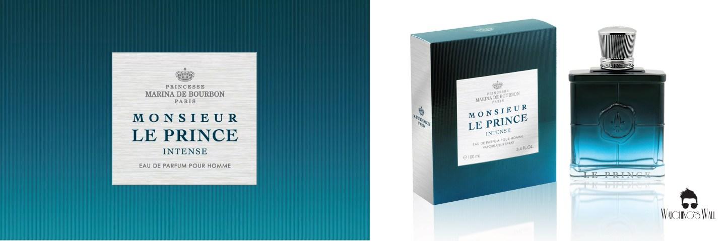 Fragrance Review: Marina De Bourbon – LE PRINCE Intense