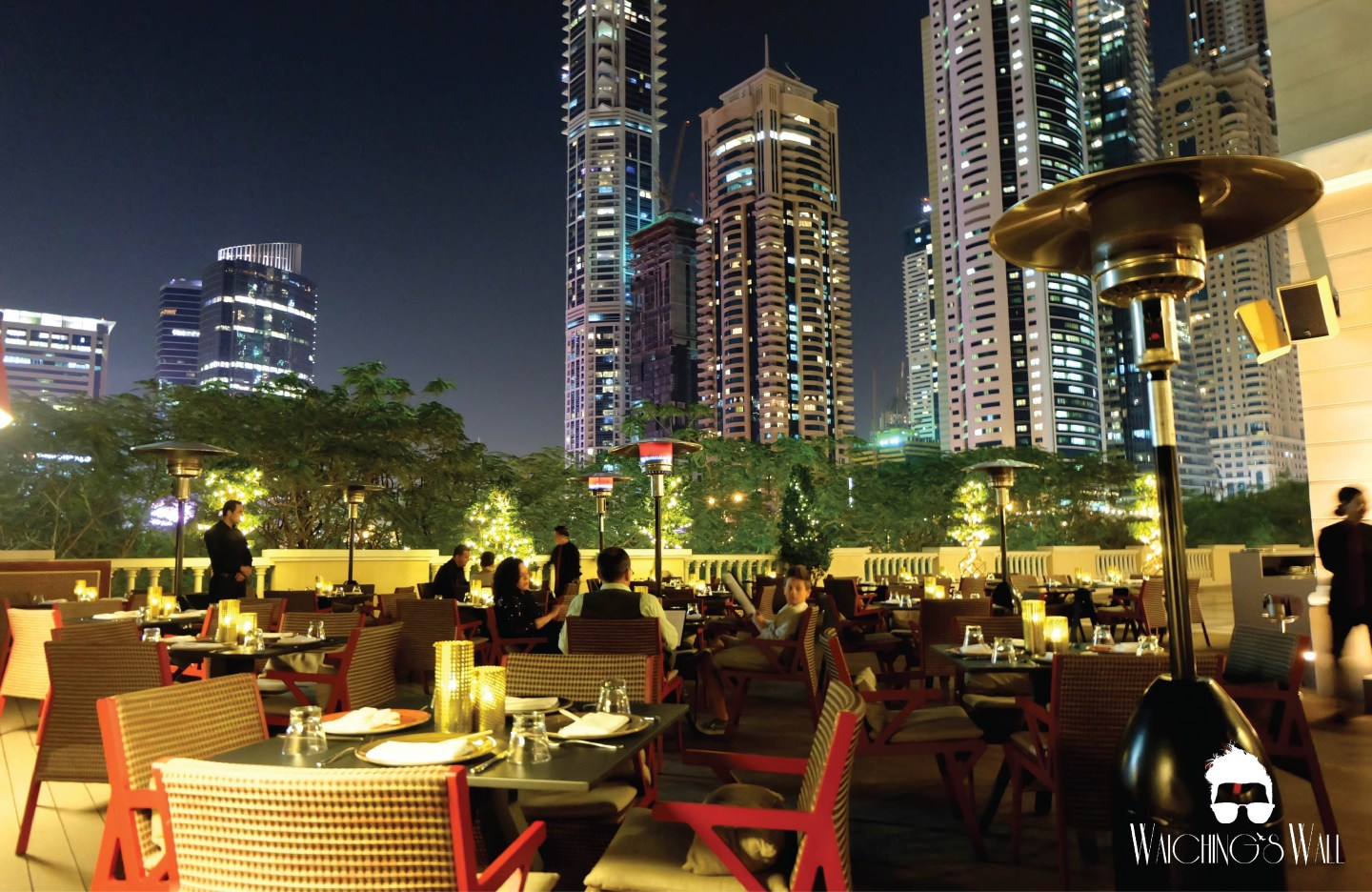 RESTAURANT REVIEW: CHINA GRILL DUBAI