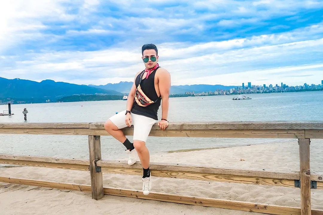 Top Lifestyle Blogs Canada Summer fashion men Canada Social Media Influencer Kits Beach Canada