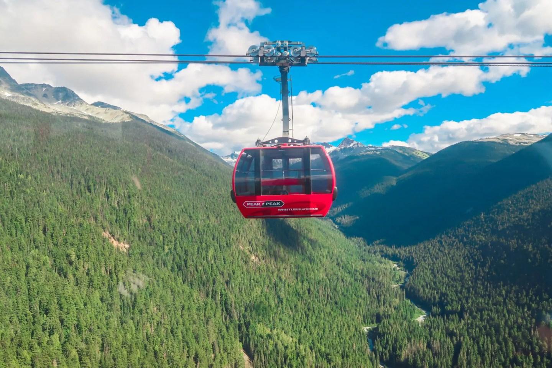 Best Travel Blogs_Whistler Peak 2 Peak_Lifestyle Blogger Vancouver