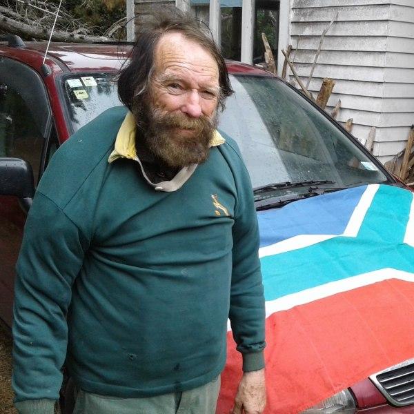 Gary Drake of Waikawa Beach.