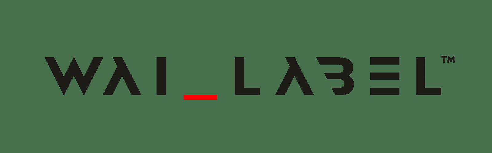 Logo WAI LABEL 2
