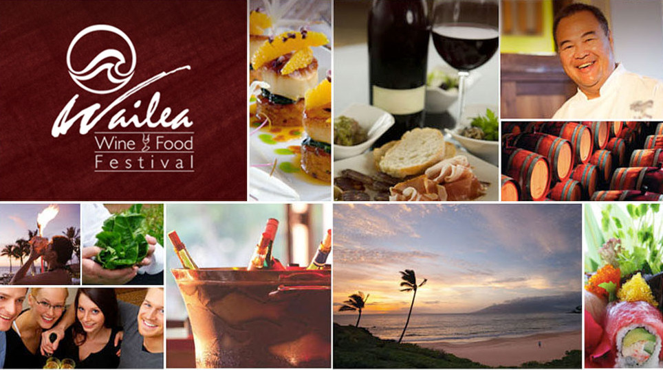 Wailea Wine and Food Festival