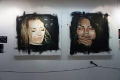 Lizzie Morgan- Acrylic Painting