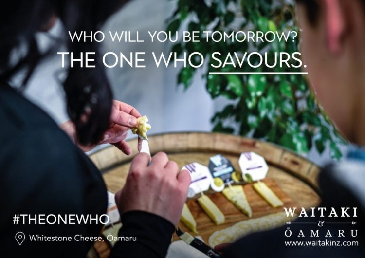 The One Who - Whitestone Cheese