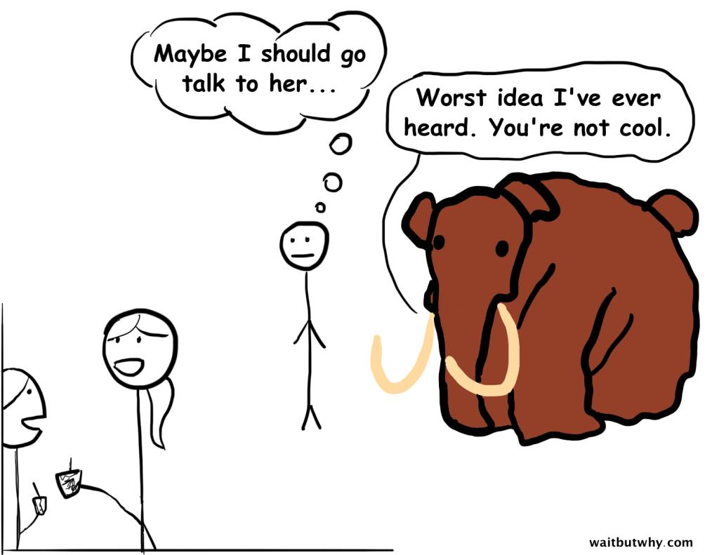 Pursuing a Girl