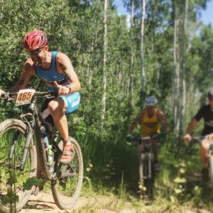 XTERRA training