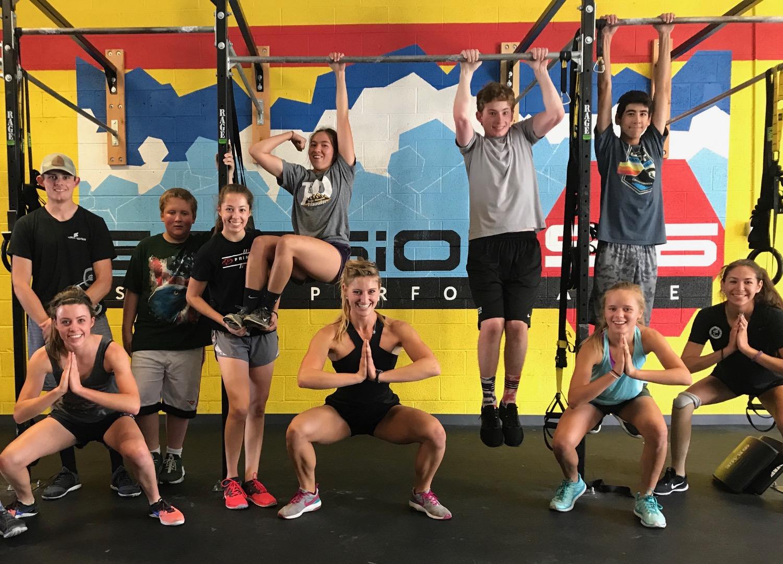 2018 Teen Sport Conditioning Summer Program