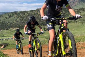 mountain bike training