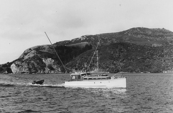 WINSOME II AS SHE IS POST 2000 - 1
