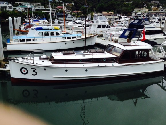 Winsome in Picton 2015