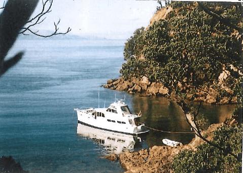 Schooner Bay, Great Barrier 2001/02