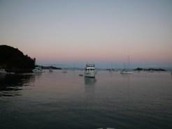 Man o War Bay Sunset