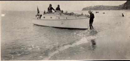 Orua Bay 1923, Awhita Peninsula, Waiuku