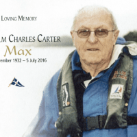A Eulogy to Max Carter by Chris McMullen
