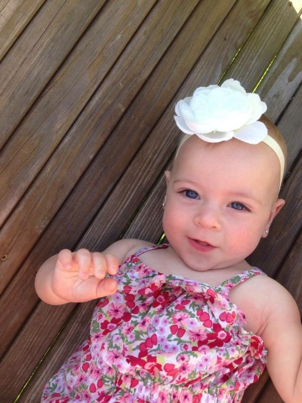 Preemie Awareness:Emma's Story by Katie Lewis