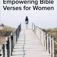 empowering bible verses for women