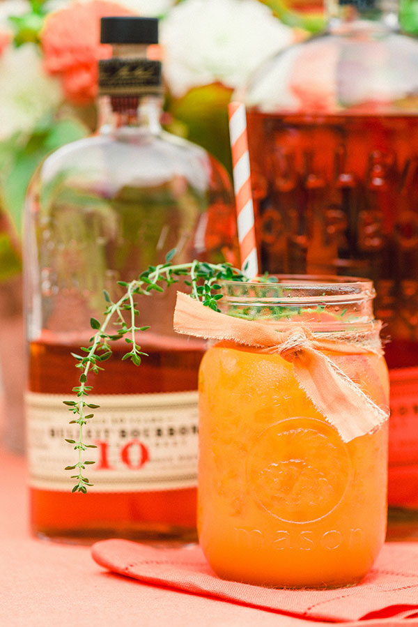 Tennessee Tangerine Thyme Cocktail
