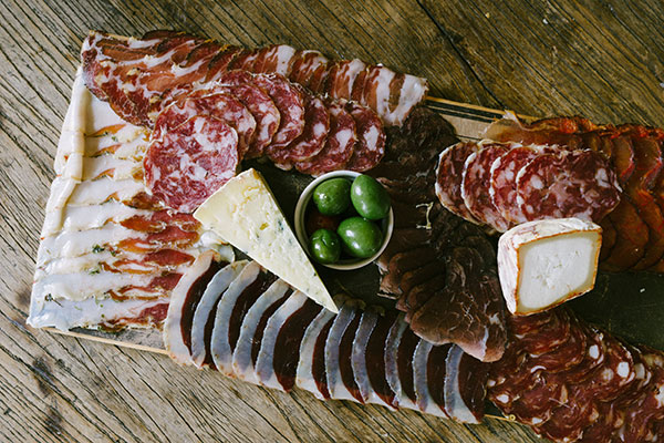Charcuterie Board, Waiting On Martha