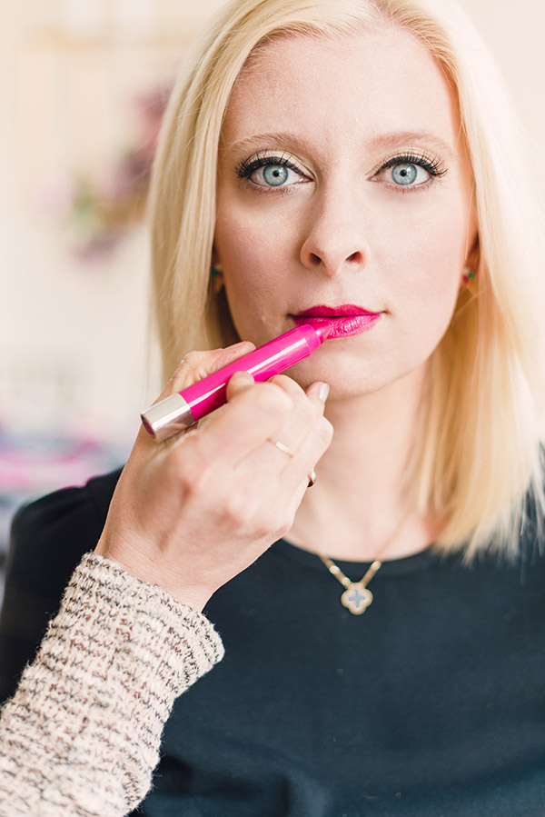 Makeup How-To: the perfect pink pout