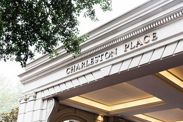 Charleston Place, Waiting on Martha