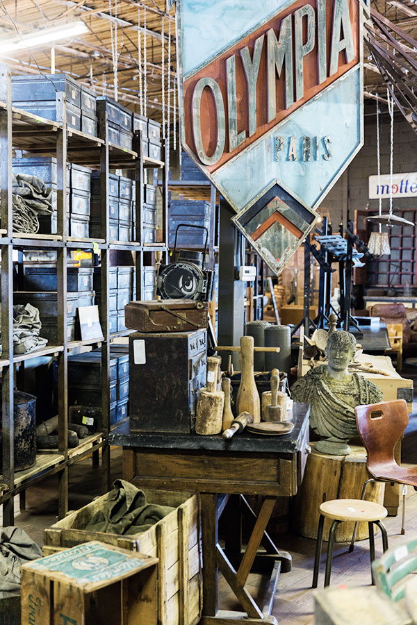 Antiquing with Waiting on Martha, Kathryn McCrary Photography