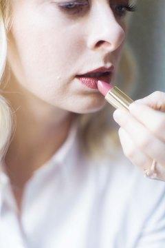 Marsala lip color