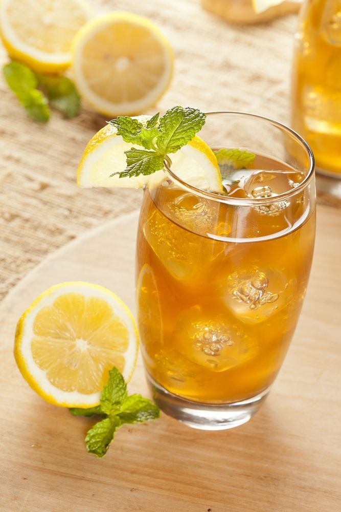 SIP ON AN ARNOLD PALMER AND ENJOY