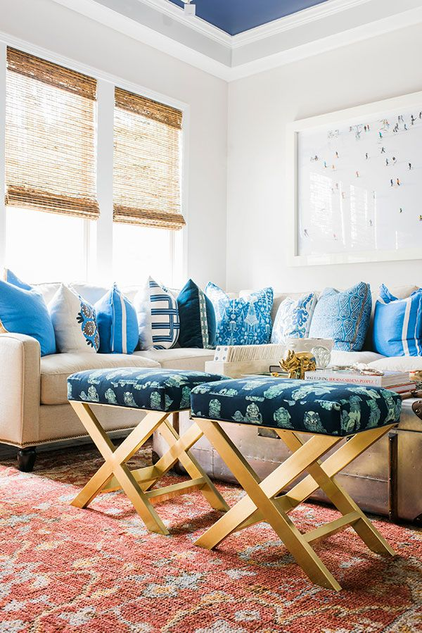 Living room decor inspiration and links to get the look