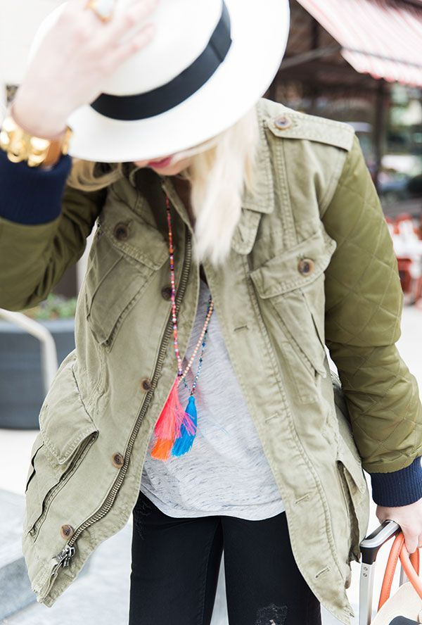 FIND COMFORT IN LAYERS