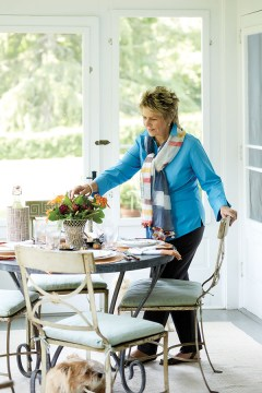 A Chat with Bunny Williams about Collecting for Southern Living Magazine