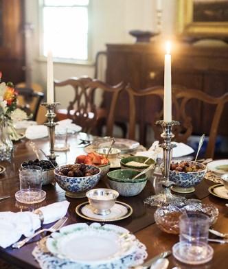 Tabletop inspiration | Waiting on Martha