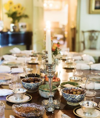 Tabletop inspiration | Waiting on Martha
