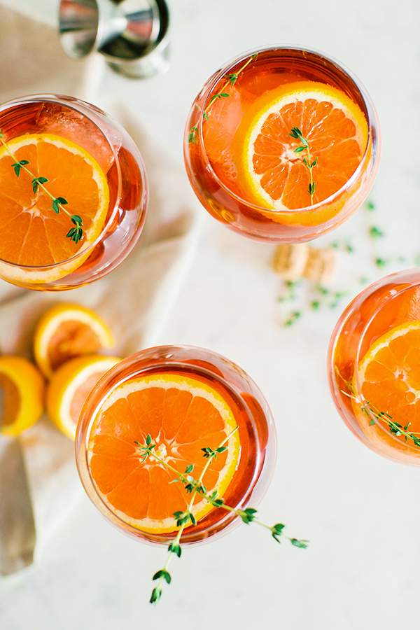 ... Aperol Spritz Recipe | Waiting On Martha