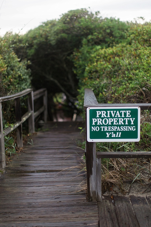Pelican Inn - private property no trespassing yall | Waiting on Martha