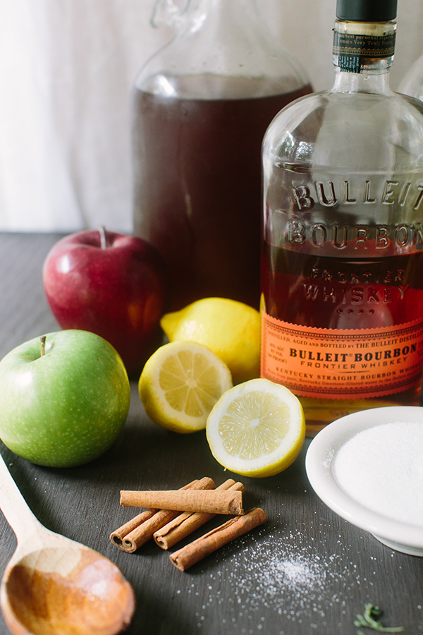 Fall cocktail recipe via Waiting on Martha