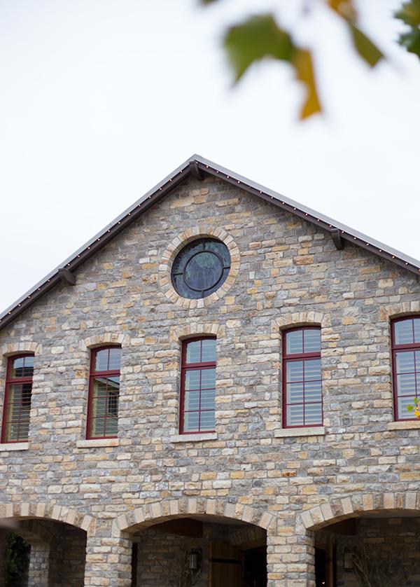Silver Oak Winery in Sonoma