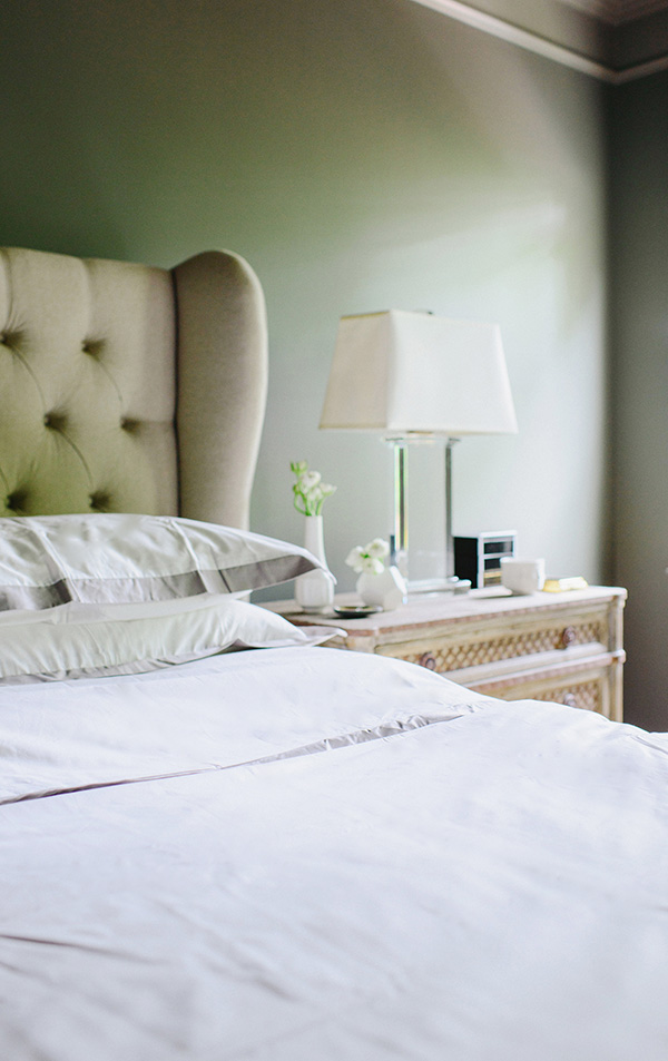 MAKE A HABIT OF MAKING YOUR BED