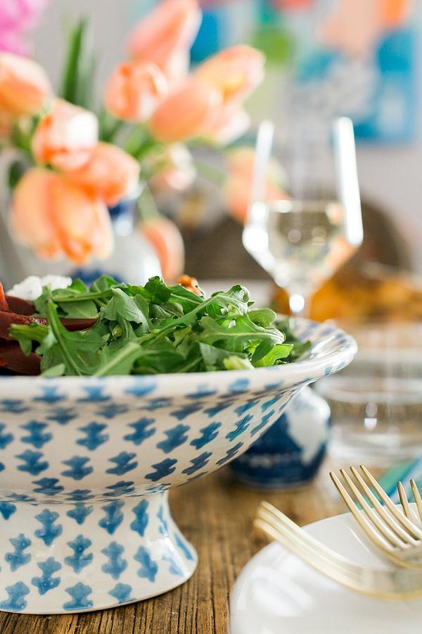 Healthy weeknight dinner inspiration via Waiting on Martha