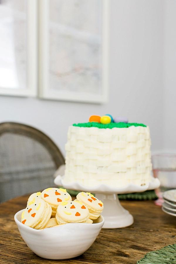Easter desserts via Waiting on Martha