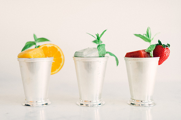 The Mint Julep: 3 Ways