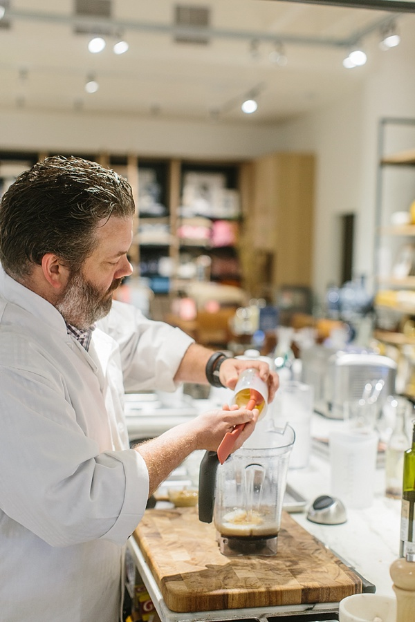Cooking with Williams-Sonoma