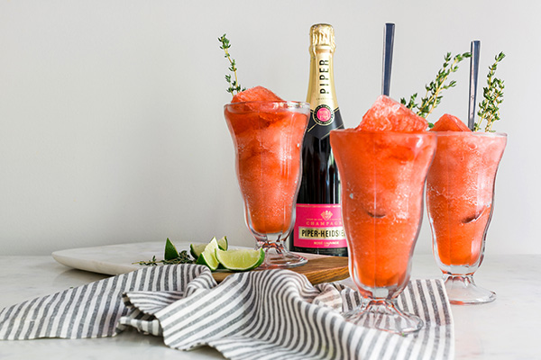 Frose, The Perfect Rose Slushie