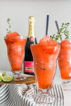 Rose Slushies, Waiting on Martha