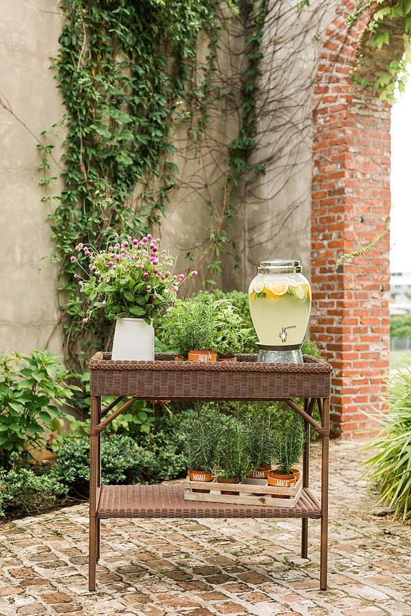 Outdoor entertaining essentials, Waiting on Martha