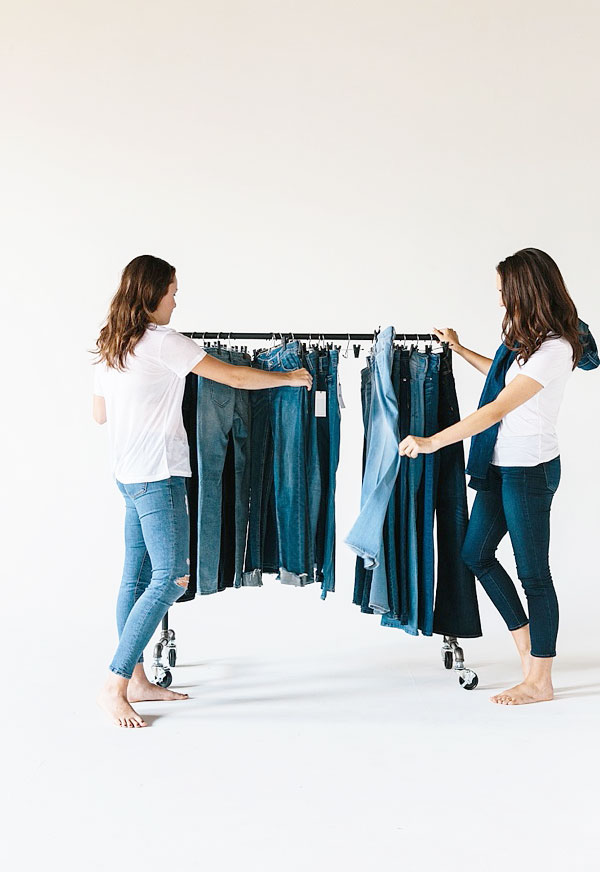 How to find the perfect jeans, @waitingonmartha