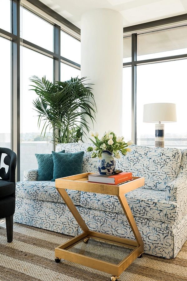 Small space living room ideas, @waitingonmartha